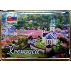 Magnetka kovová Kremnica