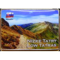 Magnetka kovová Nízke Tatry 2