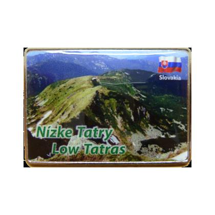 Magnetka kovová Nízke Tatry 1