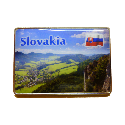 Magnetka kovová Slovakia