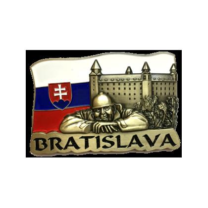 Magnetka Bratislava 3A