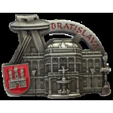 Magnetka Bratislava 4