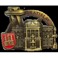 Magnetka Bratislava 4A