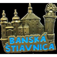 Magnetka Banská Štiavnica 1A