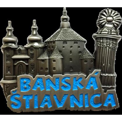 Magnetka Banská Štiavnica 1