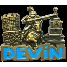 Magnetka Devín 1A