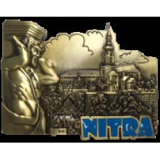 Magnetka Nitra 01a