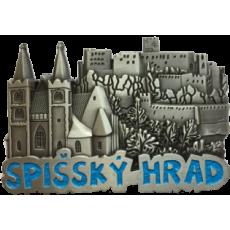 Magnetka Spišský hrad 01