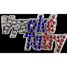 Kovová magnetka Vysoké Tatry