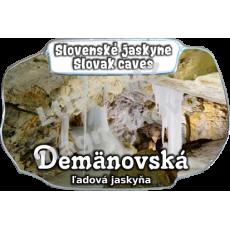 Magnetka kovová Demänovská Ľadová Jaskyňa