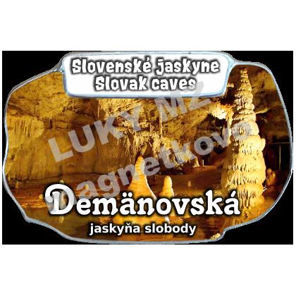 Magnetka kovová Demänovská Jaskyňa Slobody
