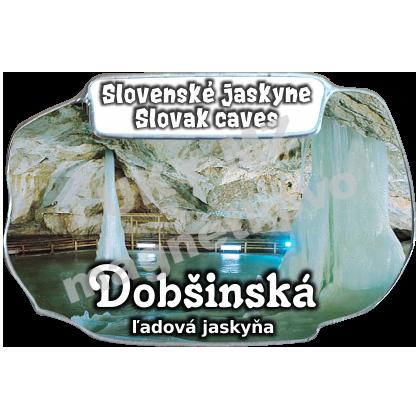 Magnetka kovová Dobšinská Ľadová Jaskyňa