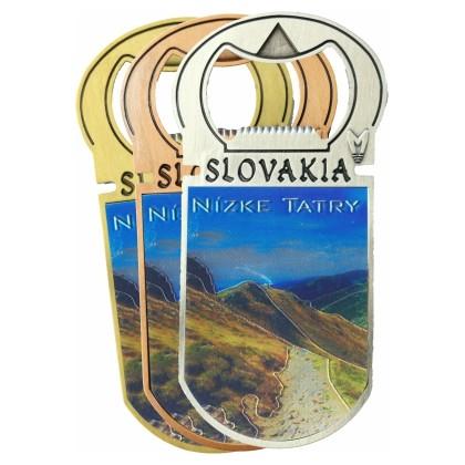 Otvárak magnetka Nízke Tatry