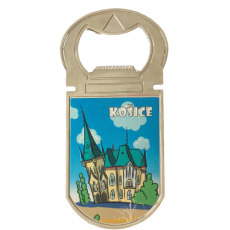 Otvárak magnetka Košice