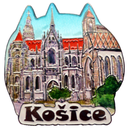 Magnetka kovová Košice
