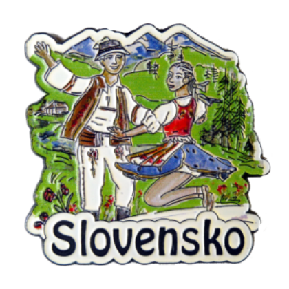 Magnetka kovová Slovensko