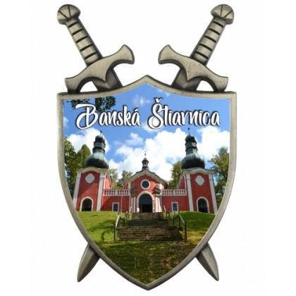 Magnetka Štít Banská Štiavnica 02