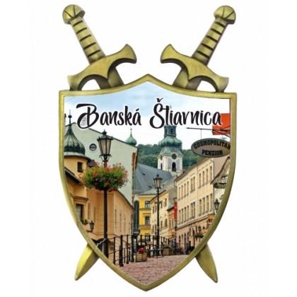 Magnetka Štít Banská Štiavnica 03