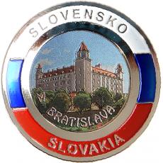 Suvenír Tanier Bratislava 2