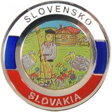 Suvenír Tanier Slovensko fujarista