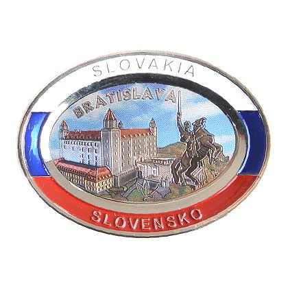 Suvenír Tanier ovál Bratislava