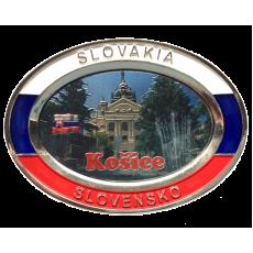 Suvenír Tanier ovál Košice