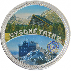 Magnetka flexi Vysoké Tatry
