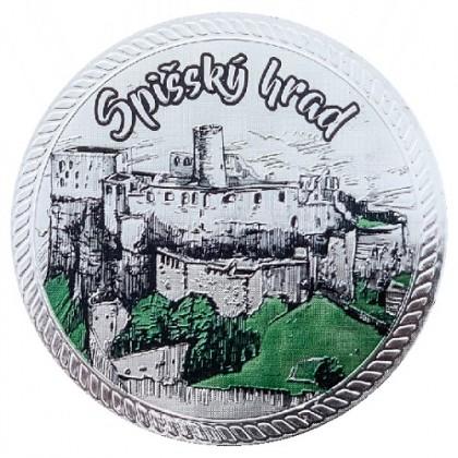Magnetka flexi Spišský hrad