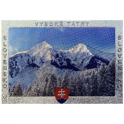 Magnetka flexi Vysoké Tatry 03