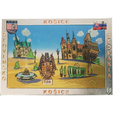 Magnetka flexi Košice 02