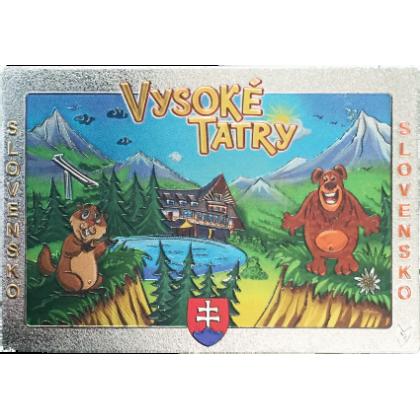 Magnetka flexi Vysoké Tatry 02
