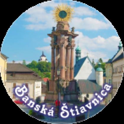 Magnetka kovová Banská Štiavnica