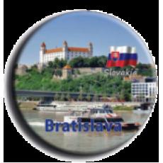Magnetka kovová Bratislava