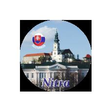 Magnetka kovová Nitra
