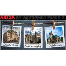 Magnetka kovová Košice 01