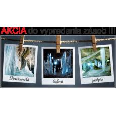 Magnetka kovová Demänovská Ľadová Jaskyňa 01