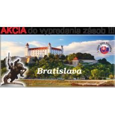 Magnetka kovová Bratislava 07