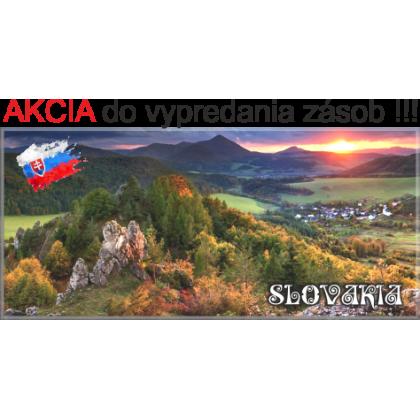 Magnetka kovová Slovensko 01