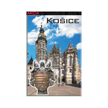 Magnetka kovová Košice 03