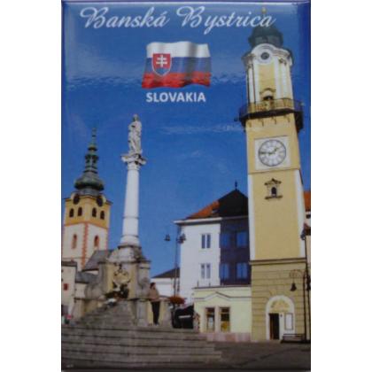 Magnetka kovová Banská Bystrica 1