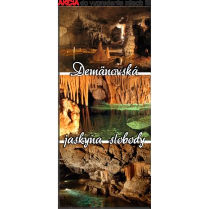 Magnetka kovová Demänovská Jaskyňa Slobody 02