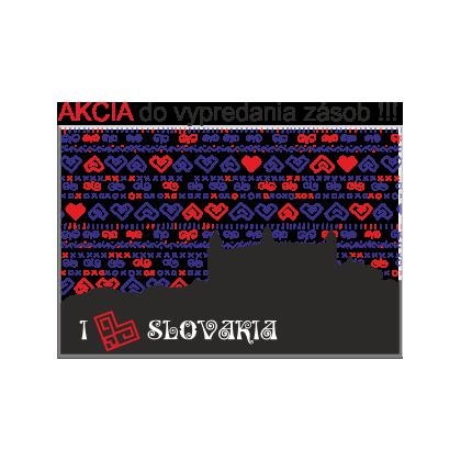 Magnetka kovová Slovensko 03