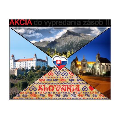 Magnetka kovová Slovensko 05