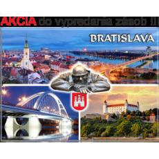 Magnetka kovová Bratislava 03