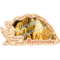 Magnetka Bystrianska Jaskyňa