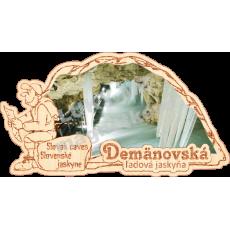 Magnetka Demänovská Ľadová Jaskyňa