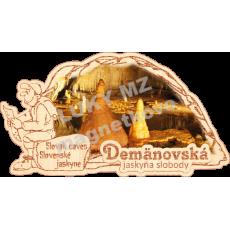 Magnetka Demänovská Jaskyňa Slobody