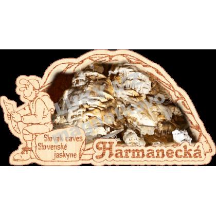 Magnetka Harmanecká Jaskyňa
