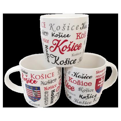 Suvenír šálka Košice