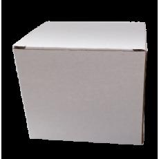 Krabička na šálky biela